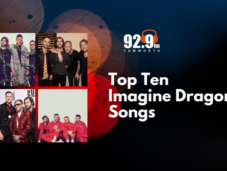 Top Ten Imagine Dragons Songs