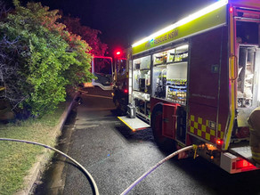 South Tamworth house fire under investigation
