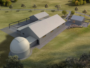Work begins on new Astronomy and Science Centre