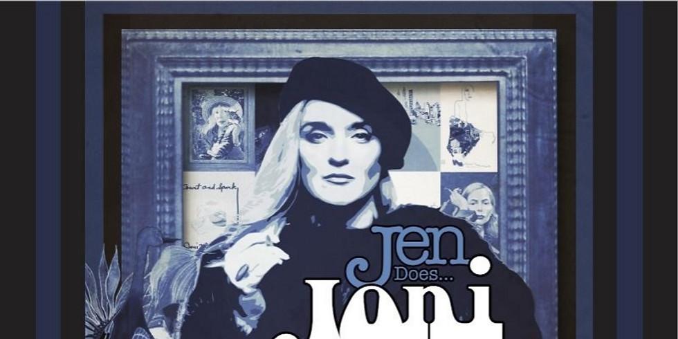 Jen Does Joni
