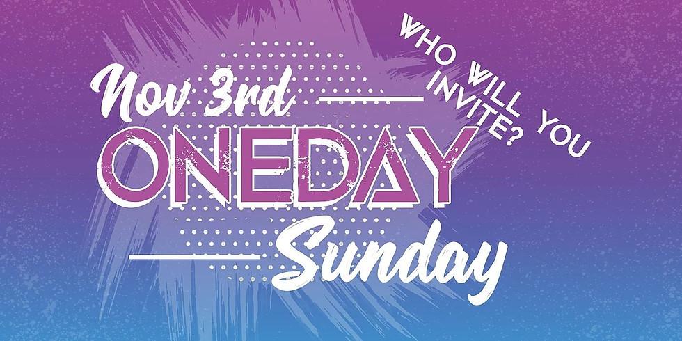 One Day Sunday