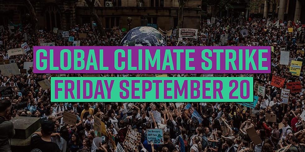 Tamworth Climate Strike
