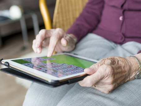 New iPads keep Manilla aged care residents connected