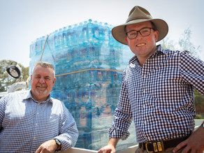 Uralla bottled water alert finally lifted after four months