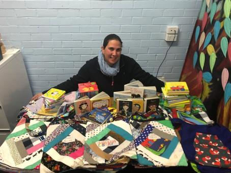 Community spirit drives a new reading program for babies