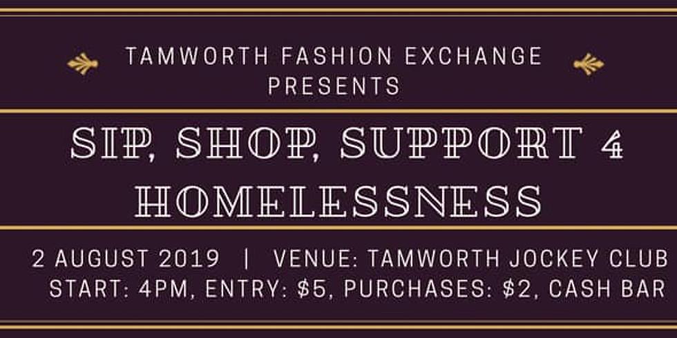 Sip Shop Support 4 Homelessness