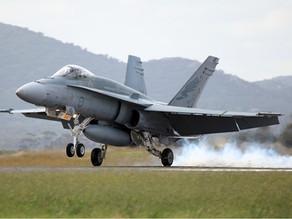 Military Aircrafts to Conduct Diversion Training at Tamworth Airport