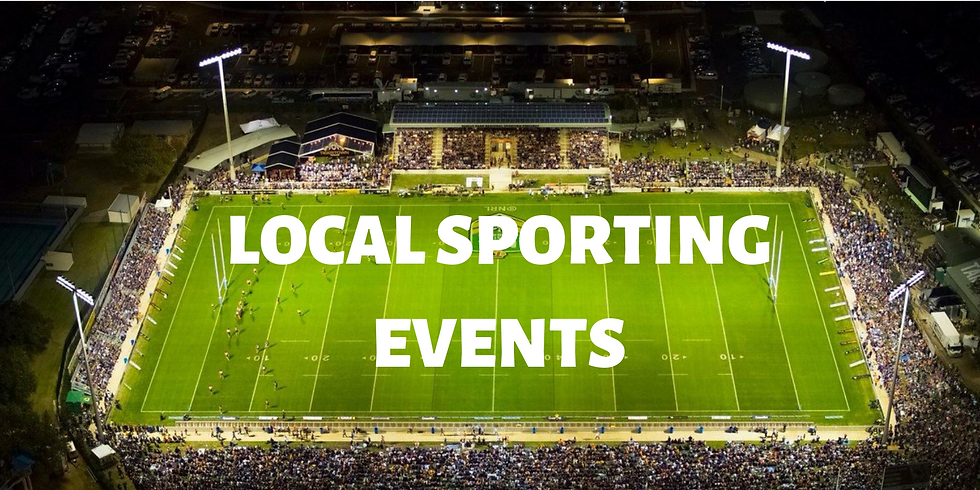 Local Sporting Events