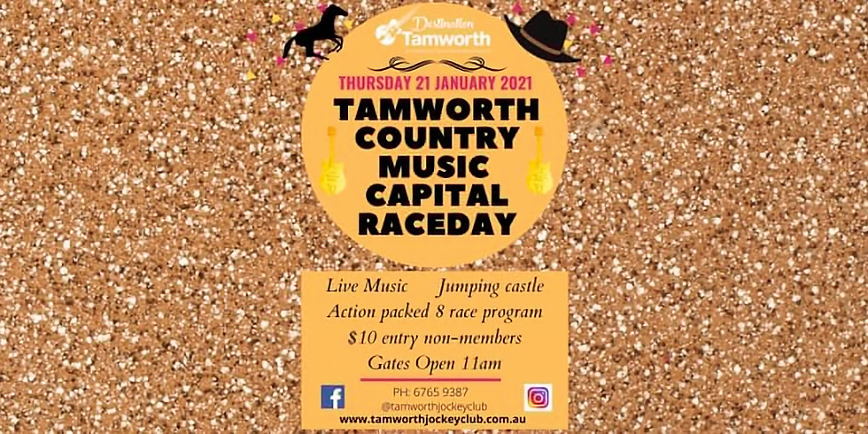 Tamworth Country Music Capital Raceday