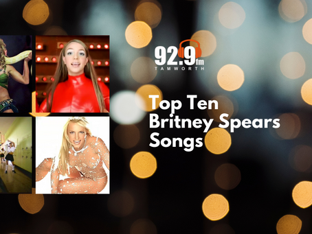 Top Ten Britney Spears Songs