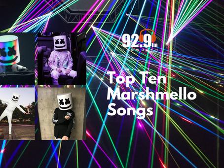 Top Ten Marshmello Songs