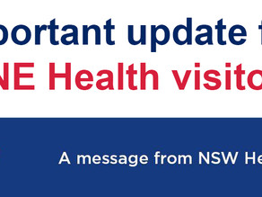 Strict visitor rules for Tamworth Hospital