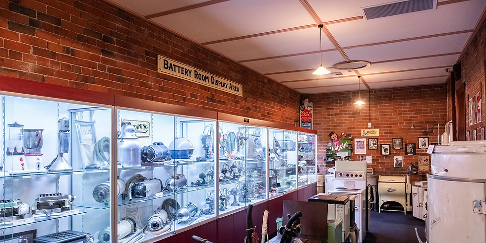 131 years of electricity in Tamworth