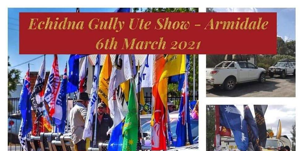 Echidna Gully Ute Show