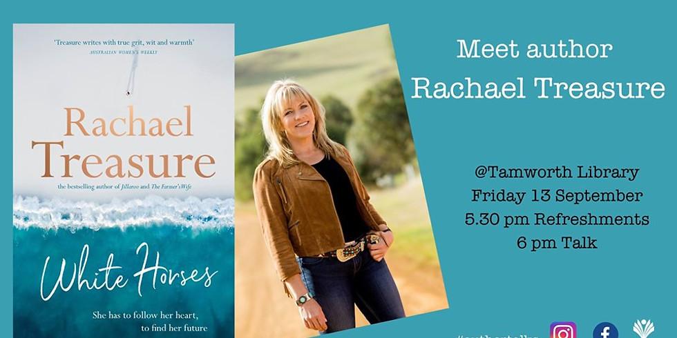 Rachael Treasure - Author Talk