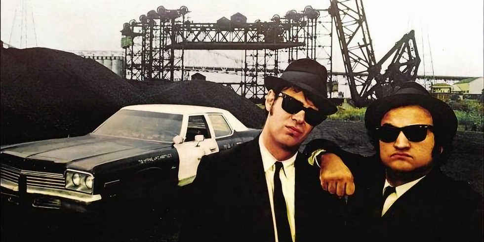 Retro Sundays - The Blues Brothers (1980)