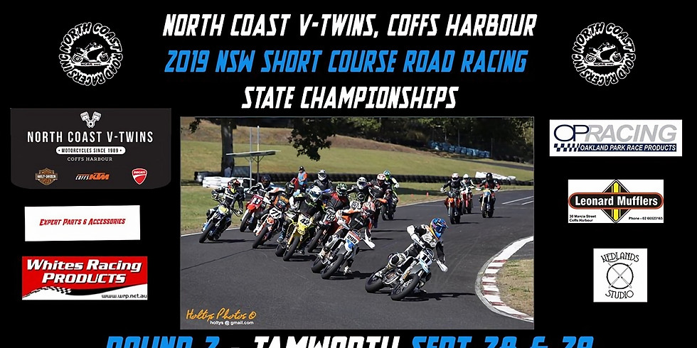 2019 NSW Short Course Road Racing State Championships