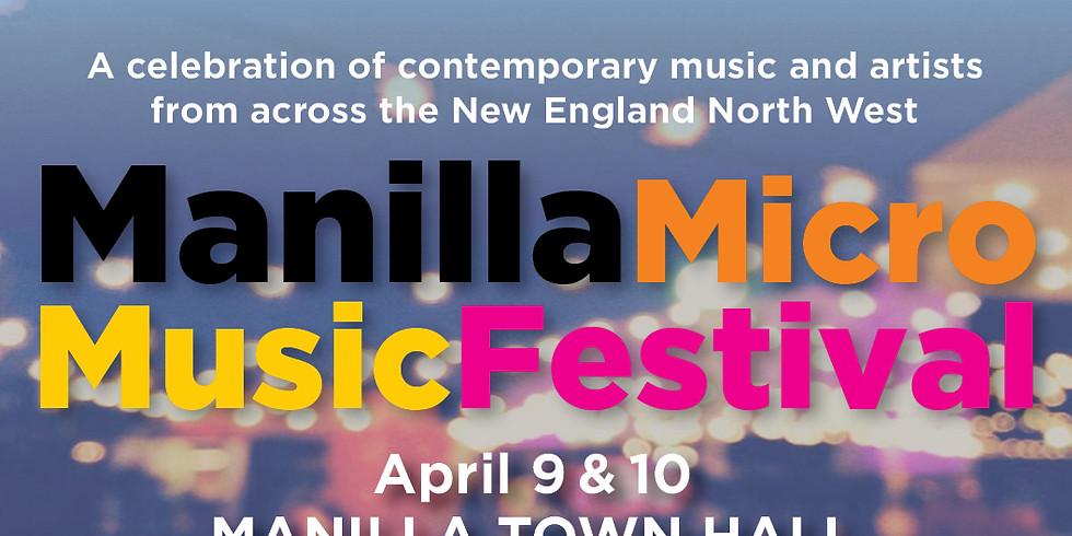 Manilla Micro Music Festival