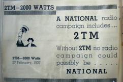 2TM 2000 Watts-Ad (Newspaper News 1-2-37
