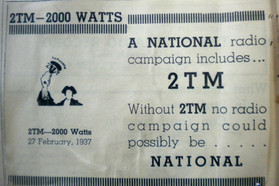 2TM 2000 Watts-Ad (Newspaper News 1-2-37