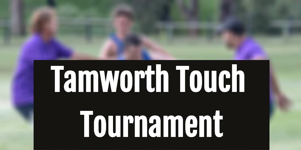 Tamworth Touch Tournament 2019