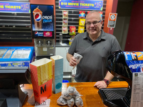 Forum 6 Cinemas opens candy bar for at-home movie nights