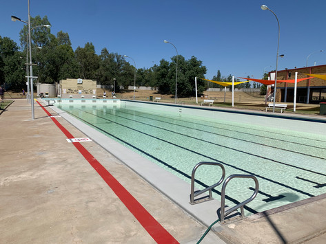 Ready for a splashing good time? Tamworth Olympic Pool set to open 14th December