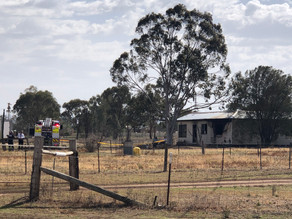 Elderly Woman and Child Die in Bylong Road House Fire