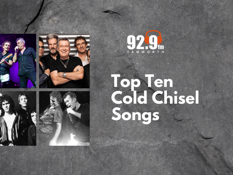 Top Ten Cold Chisel Songs