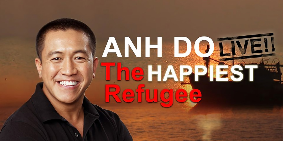 Ahn Do - The Happiest Refugee