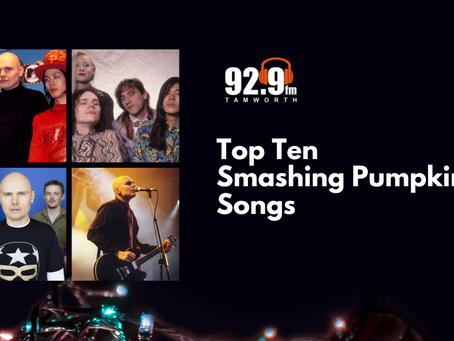 Top 10 Smashing Pumpkins Tracks