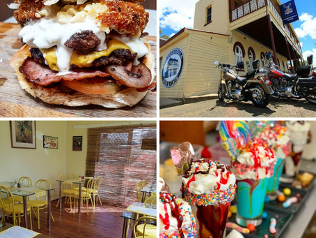 TOURIST EDITION: Top Ten Lunch Spots out of town