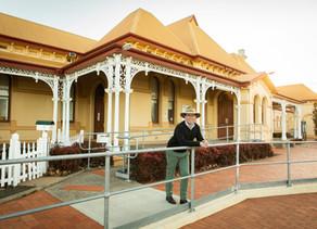 Historic station set for million-dollar upgrade