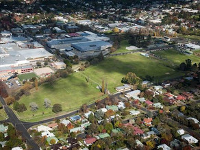 Lights on for Armidale sportsfield