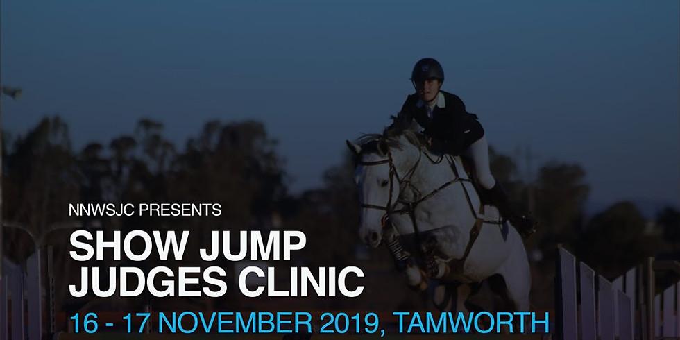 Show Jump Judges Clinic