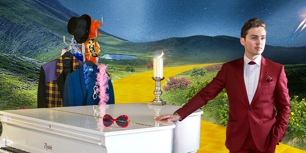 HARRISON CRAIG SINGS ELTON JOHN LOVE SONGS: THE PIANO SESSIONS
