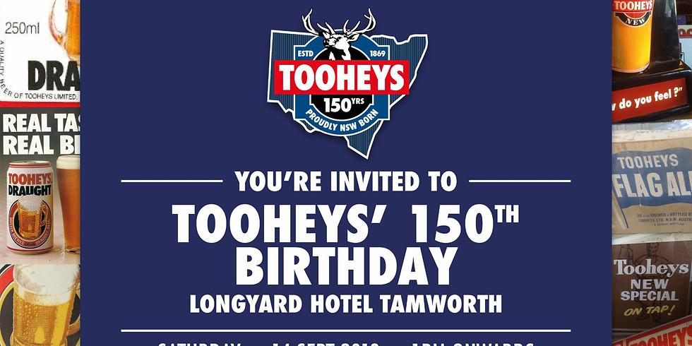 150 years of Toohey