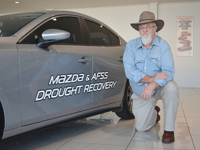 New drought support worker to help families in region