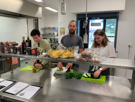 Youth Council cooks up the idea for new cafe