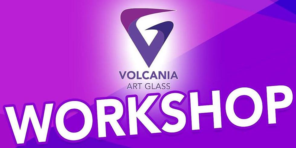 Volcania Art Glass Workshop