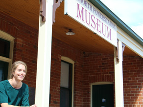 Browse history from Tamworth Powerstation Museum at home