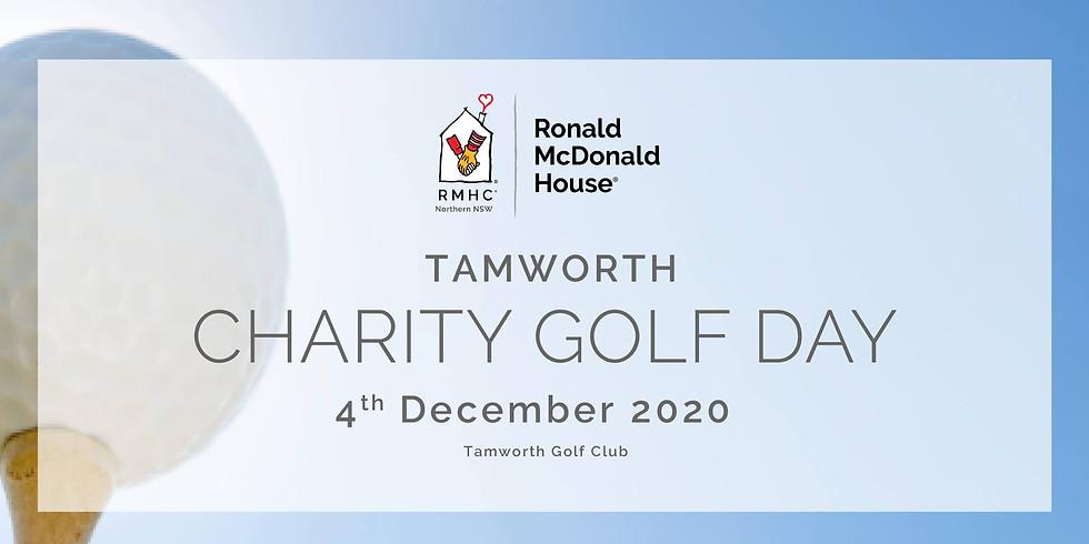 Tamworth Charity Golf Day