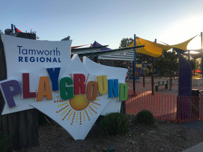 Tamworth region's parks and playgrounds to reopen as restrictions ease