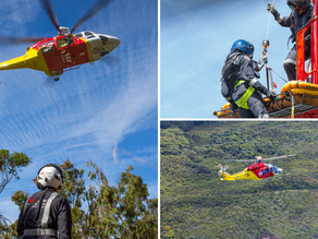 Chance to help the heroes: Westpac Rescue Helicopter hosts online appeal