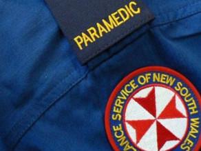 Man dies in single-vehicle crash near Tamworth