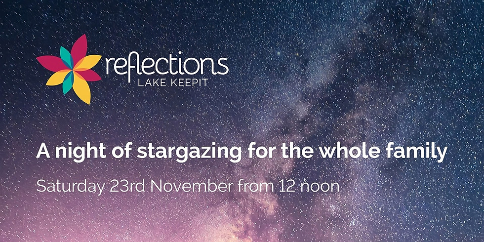 A night of Stargazing for the whole family!