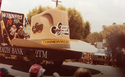 2TM float in the TCMF in 1980's