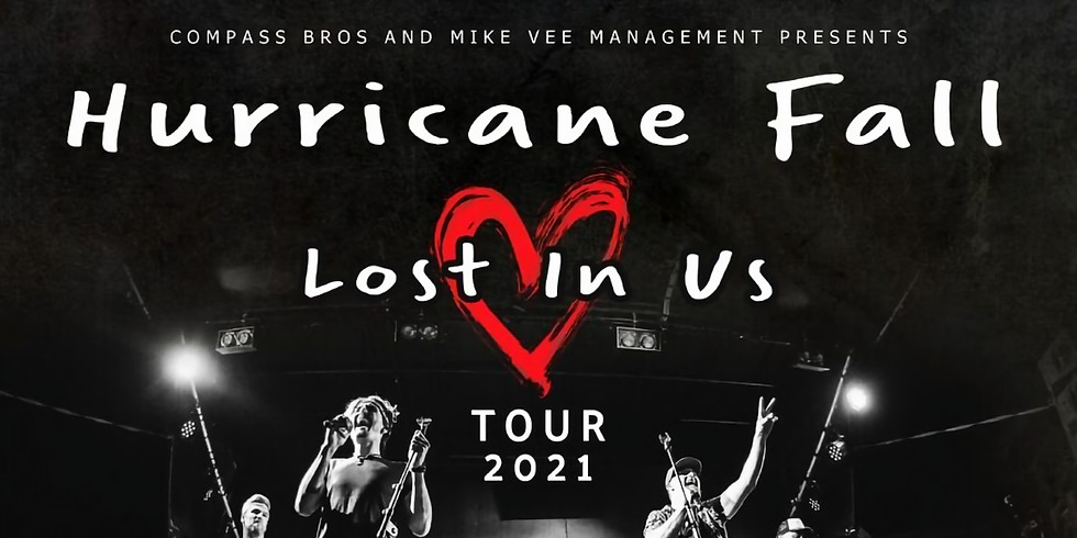 Hurricane Fall Lost In Us Tour