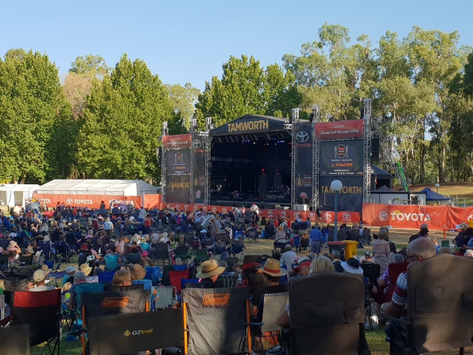 3000 people set to attend the Bicentennial Park concert, but not everyone is celebrating