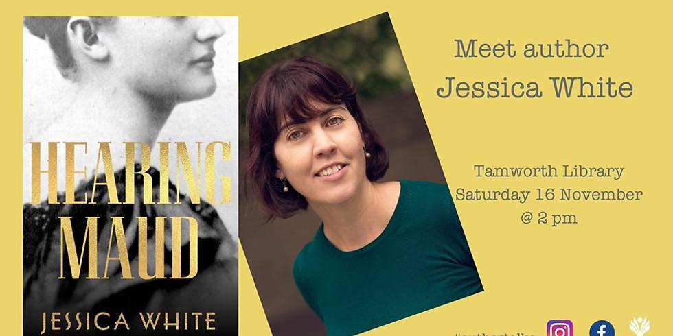 Meet Author Jessica White